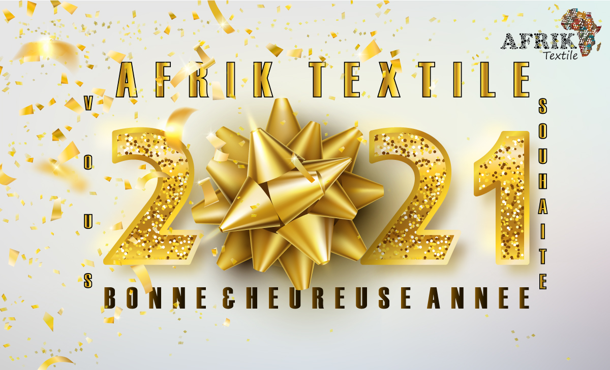 Bonne et heureuse année 2021